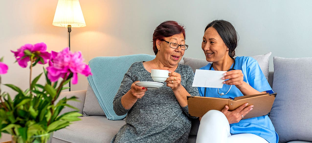 COA Service: Well Being in Aged Care