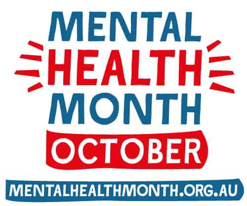 Mental Health Month - October 2020